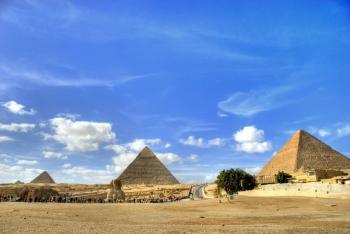 EGIPTO: HISTORIA Y RELAX CON HURGHADA