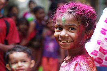 ESPECIAL HOLI EN INDIA